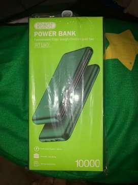 Powerbank VIVAN ROBOt 10.000 mah