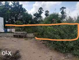 3 and half cents land exactly side of road in chinna ogirala