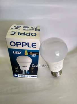 LAMPU LED 7watt BULD OPPLE