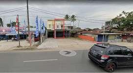 Dijual Ruko 2 Lantai, Jl. Raya A. Yani, Kec. Landasan Ulin, Banjarbaru