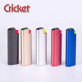 Cover Korek api Cricket