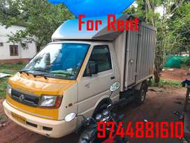 Ashok Leyland Dost for rent cover body rear and side doors
