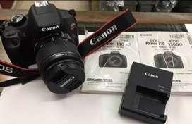 Canon Eos 1300D/Rebel T6 fulsett Sampe Nota