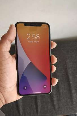 iPhone X 256gb grey colour