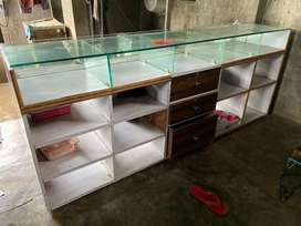Shop Counter and Shopkipping uses