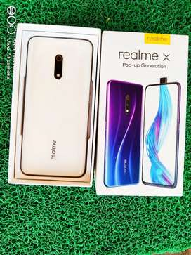 ONLY 6 MONTHS OLD REALME X ORIGINAL BILL, ALL ACCESSORIES