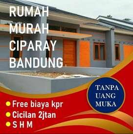 WOW TANPA DP! Rumah Asri Strategis Baleendah Ciparay Bandung, buahbatu
