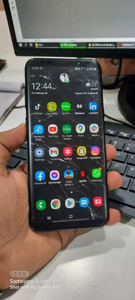 Samsung S8 Plus (Official Approve)