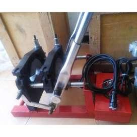 Mesin Penyambung HDPE 2Clamp Rotery