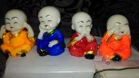 4 New Monk Buddha This Diwali