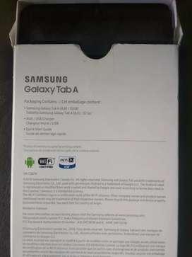Samsung Galaxy Tab A (Model- SM-T387W)
