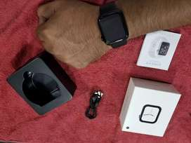 Watch5lite w35 model digital smart watch comes with All Accessories