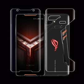 Designed especially for gaming purpose Asus Rog 2 phone is available i