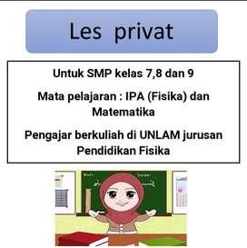 Les Privat Online Banjarmasin
