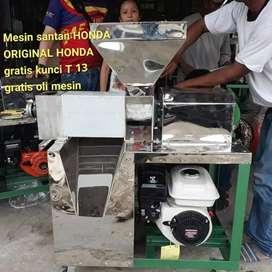 Promo Terbaru Mesin Peras Santan Merk Honda