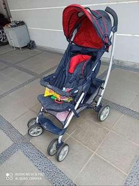 Dijual 1 Baby Stroller merek GRACO, Kondisi semua berfungsi dgn baik