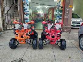 125cc Atv Quad 4 Wheels Bike Online Deliver In All Pakistan