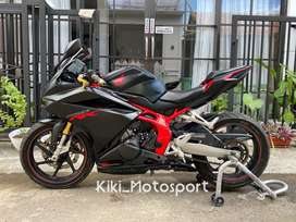 Honda cbr250rr abs red chasis 2019