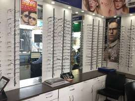 Part time Sales girl for Opticals shop