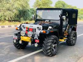 Hunter modified jeep