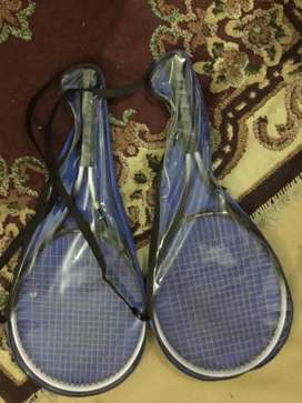 TENNIS RACKETS WITH BAGS!