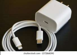 Iphone Original chargers Available 18W, 5W - Delivery Available