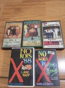 kaset pita NO KOES