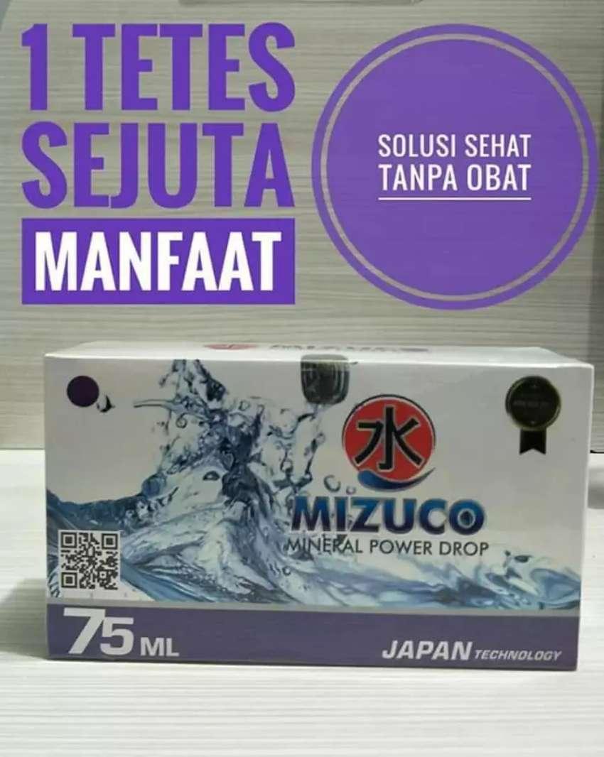Air Mineral Alkaline Mizu Co Mizuco, Solusi Sehat Tanpa Obat 0