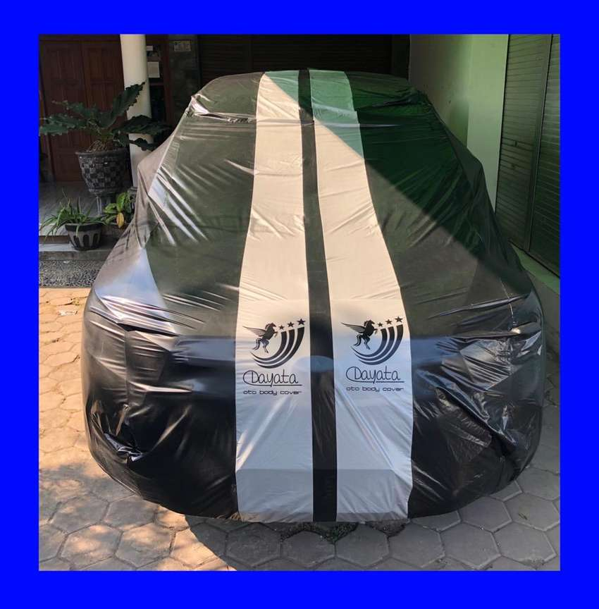 Sarung bodycover tutup body cover selimut mantel mobil full outdoor 0