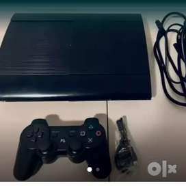 Sony ps3  slim 500gb good condition