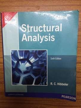 Structural analysis - R.C. Hibbeler