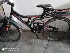 Atlas Contender+ mountain bike