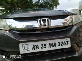 Honda City 2013 Diesel Well Maintained
