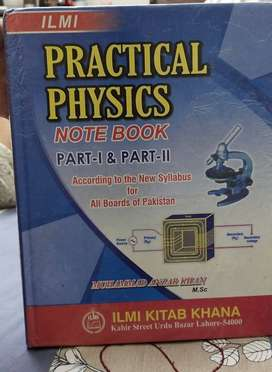 Practical Physics for 11 & 12