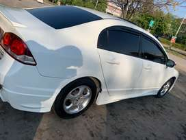 Honda white reborn (2011 end) model