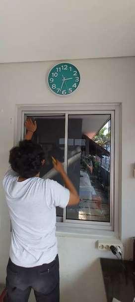 Promo mei kaca film kantor kacafilm pintu jendela partisi rumah solo