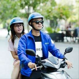 Huge opennings for uber moto bike