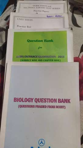 Question bank for neet