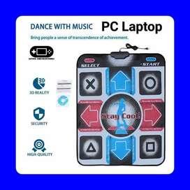 Karpet Dance Pad Ddr Revolution Piu Pump It Up Usb Pc Laptop Game