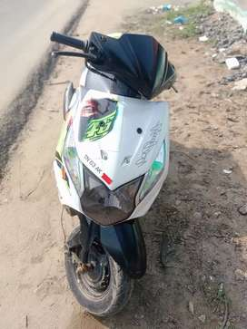 Single owner, Honda Dio