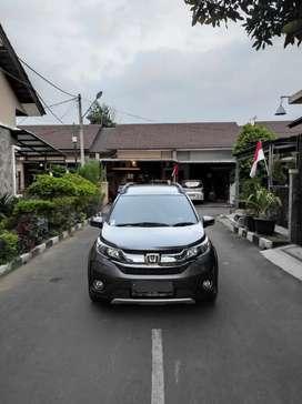 Honda BRV E Manual 2017