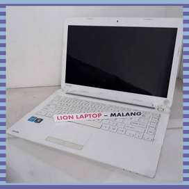 Toshiba Satellite C40-A Putih Intel 1005M 1,9Ghz