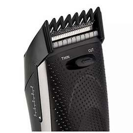 Dunlop Pro 2 in 1 Mens Rechargeable Beard Grooming