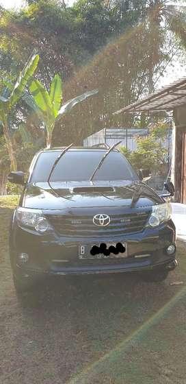 Toyota Fortuner Vnturbo 2013