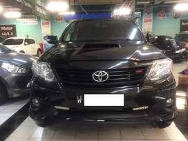 Toyota Fortuner G TRD  Sportivo 2.5 Automatic 2014 mulua total