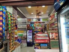 Main Road n Corner Shop