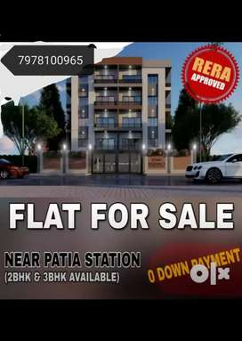 2&3 bhk flats available at patia in Affordable price.