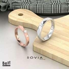 Barito selatan kalimantan tengah menjual cincin untuk menikah