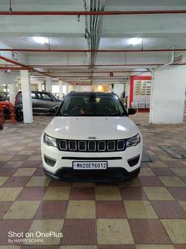 Jeep Compass 2.0 Sport Plus, 2018, Diesel