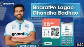 Bharatpe qr merchant